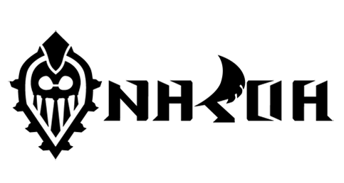 Nakoa Black and White Logo